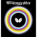 Butterfly Tenergy 64 FX Table Tennis Rubber Butterfly Table Tennis Rubber 1.7 mm, 1.9 mm, or 2.1 mm Red or Black 1 Inverted Table Tennis Rubber Sheet Professional Table Tennis Rubber