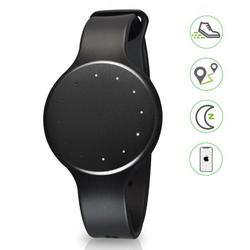 PYLE-SPORT PSB1BK.5 - Fitmotion Smart Activity Tracker (Sleep Monitor + Step Counter + Distance Traveled), Black