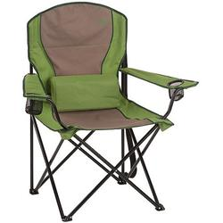 Coleman Oversized Quad Chair with Lumbar Support, Green