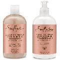 SheaMoisture Coconut & Hibiscus Shampoo & Conditioner, 13 oz