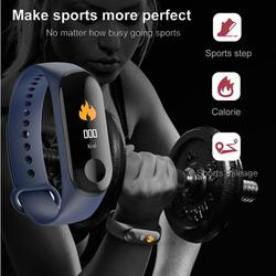 Jeobest Fitness Tracker Wristband - Fitness Activity Tracker Color Screen - Fitness Smart Watch Band - Bluetooth Smart Bracelet Sport Watch Step Calorie Counter Tracker Pedometer Smart Wristband