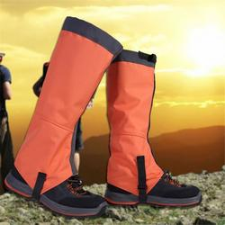 Outdoor Mountain Hiking Hunting Boot Gaiters Waterproof Snow Snake High Leg Shoes Cover