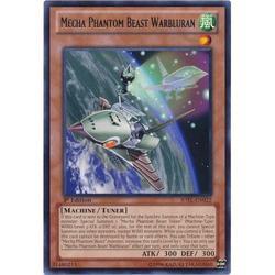 YuGiOh Judgment of the Light Mecha Phantom Beast Warbluran JOTL-EN022