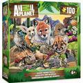 MasterPieces Animal Planet Desert Friends - 100 Piece Kids Puzzle