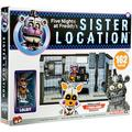 McFarlane Five Nights at Freddy's Private Room Construction Set [Lolbit & Jumpscare Funtime Freddy]