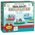 Creativity For Kids Make Your Own Holiday Snow Globe Craft for Kids
