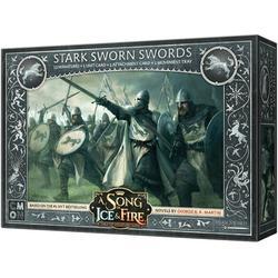 CMON A Song of Ice & Fire: Tabletop Miniatures Game - TMG Stark Sworn Swords