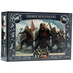 CMON A Song of Ice & Fire: Tabletop Miniatures Game - Umber Berserkers