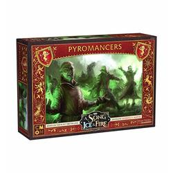 CMON A Song of Ice & Fire: Tabletop Miniatures Game - Pyromancers