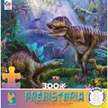 Ceaco - Prehistoria - Dino Jungle - 300 Piece Jigsaw Puzzle
