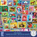 Ceaco 1000pc Toy Stamps Puzzle
