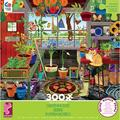 Ceaco - Tracy Flickinger - Greenhouse - 300 Piece Jigsaw Puzzle