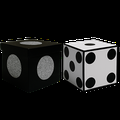 Color Changing Dice by Tora Magic - Trick