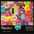 Buffalo Games 1000 Pieces Signature Collection 1436 Coffee & Donuts Jigsaw Puzzle