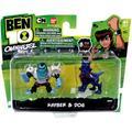 "Ben 10 Omniverse Khyber & Dog 2"" Mini Figure 2-Pack"