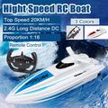 RC Boat, Remote Control Boat for Kids and Adults, Durable Structure Innovative Features, with 2.4 GHz Remote Control