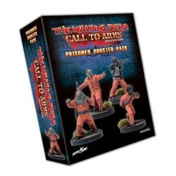 Mantic Entertainment MGCWD141 Wood Call to Arms Prisoner Booster Game Pack