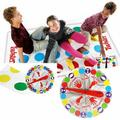 Board Games Twister Connect Family Toys Games Classic Strategy Kids 160*110cm