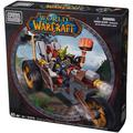 Mega Bloks World of Warcraft Goblin Trike and Pitz (Horde Goblin Warrior) Play Set