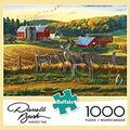 Buffalo Games Darrell Bush: Harvest Time - 1000 Piece Jigsaw Puzzle by Buffalo Games