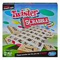 Game Mashups Twister Scrabble Game (Target Exclusive)