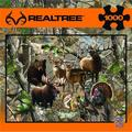 MasterPieces REALTREE Open Season - Wild Game Animals 1000 Piece Jigsaw Puzzle by Dona Gelsinger