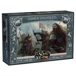 CMON A Song of Ice & Fire: Tabletop Miniatures Game - Umber Greataxes