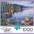 1000-Piece Darrell Bush: Lake Reflection Puzzle
