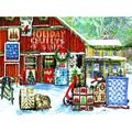 Holiday Quilts 1000 Piece Jigsaw Puzzle by, Holiday Quilts 1000 Piece Jigsaw Puzzle by SunsOut By SunsOut