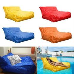 OTVIAP Swimming Pool Floating Bean Bag Cover Waterproof Reading Relaxing Soft Lounge Chair Sofa,Floating Bean Bag Cover,Swimming Bean Bag Cover