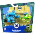 "Disney / Pixar Monsters Inc Sulley & Mike 2"" Mini Figure 2-Pack"