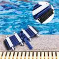 Mgaxyff Heavy-Duty Pool Vacuum Head Fish Pond Pool Cleaning Brushes,Pool Vacuum Head, Pool Vacuum Brush Head
