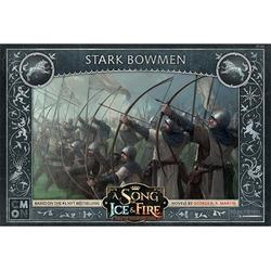 ASoIaF: TMG: Stark Bowmen CMON a Song of Ice & Fire Miniatures Game: CMONSOIFSB