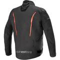 T-Fuse Sport Shell Waterproof Jacket - T-Fuse Sport Shell Waterproof Jacket Black/Red 3XL