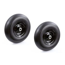 Farm & Ranch 13-Inch No-Flat Wheelbarrow Tire - 2 pieces
