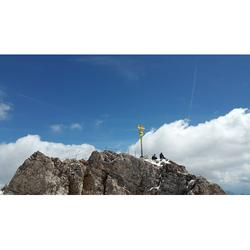 Summit Summit Cross Cross Zugspitze-12 Inch By 18 Inch Laminated Poster With Bright Colors And Vivid Imagery-Fits Perfectly In Many Attractive Frames