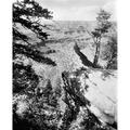 Grand Canyon, C1906. /Na View Of The Grand Canyon In Arizona, From The Near Bridge At Grand View Hotel. Photographed C1906. Poster Print by Granger Collection