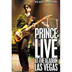 Prince Live at the Aladdin Las Vegas POSTER (27x40) (2003)