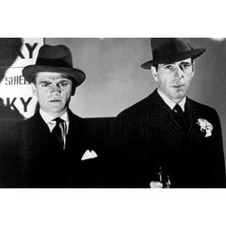 James Cagney Humphrey Bogart classic gangster The Roaring Twenties 24x36 Poster