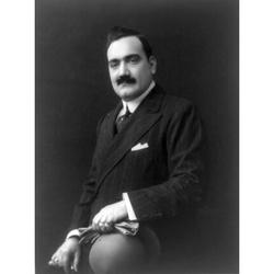 Enrico Caruso Italian Opera Singer Poster Print by Science Source