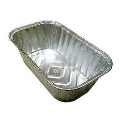 Handi-Foil 1 lb. Aluminum Foil Mini-Loaf/Bread Pan - Disposable Tins (pack of 25)