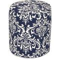 Majestic Home Goods French Quarter Indoor Outdoor Ottoman Pouf