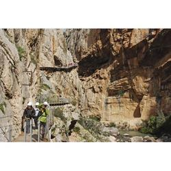 Active Turism Adventure Malaga Caminito Del Rey-20 Inch By 30 Inch Laminated Poster With Bright Colors And Vivid Imagery-Fits Perfectly In Many Attractive Frames