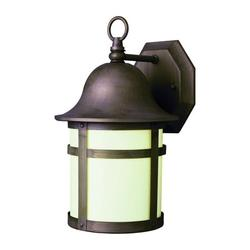 Trans Globe Lighting 4581 Modern Two Light Down Lighting Outdoor Wall Sconce From The