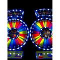 Machine Casino Slots Gambling Vegas Slot Machine-20 Inch By 30 Inch Laminated Poster With Bright Colors And Vivid Imagery-Fits Perfectly In Many Attractive Frames