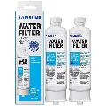 Samsung DA97-17376B HAF-QIN DA97-08006C Refrigerator Water Filter HAF-QIN/EXP Samsung DA9717376B HAFQIN DA9717376B (2 Pack)