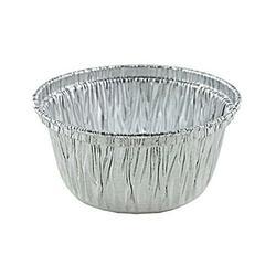 Handi-Foil 4 oz. Aluminum Foil Utility/Muffin/Cupcake Ramekin Cup - Heavy Duty (pack of 10)