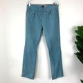 J. Crew Jeans   J. Crew Mens Slim Straight Light Jeans Size 3332   Color: Green   Size: 33