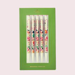 Kate Spade Office | Kate Spade New York Mechanical Pencil Set Nwt | Color: Pink/White | Size: Os
