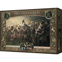 CMON A Song of Ice & Fire: Tabletop Miniatures Game - Free Folk Raiders